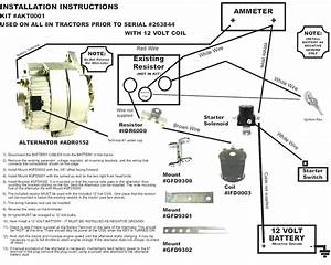 Ford 3000 Tractor Ignition Switch Wiring Diagram Best