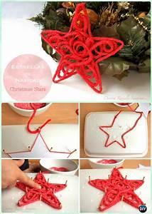 20, easy, diy, christmas, ornament, craft, ideas, for, kids, to, make