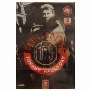 Johnny Hallyday Cadillac : affiche officielle johnny hallyday cadillac tour 1990 d co rock ~ Maxctalentgroup.com Avis de Voitures