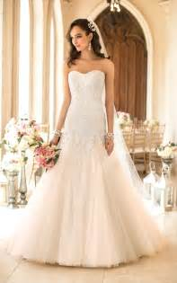 sweetheart wedding dresses wedding dresses strapless sweetheart wedding dress stella york