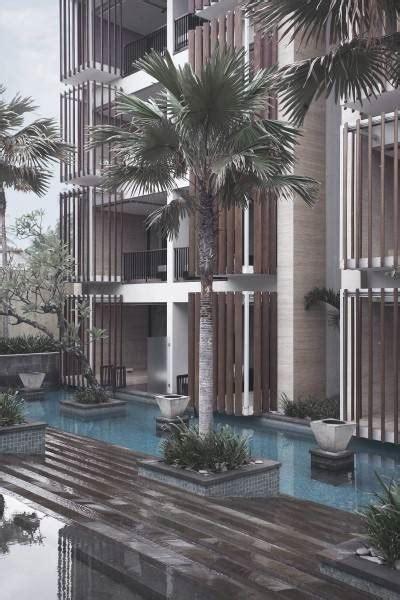 Ferry Ridwan by Project Anantara Seminyak Bali Resort Desain Arsitek Oleh