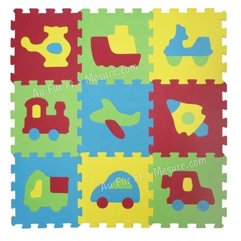 dalles basic ludi en mousse pour tapis de sol b 233 b 233