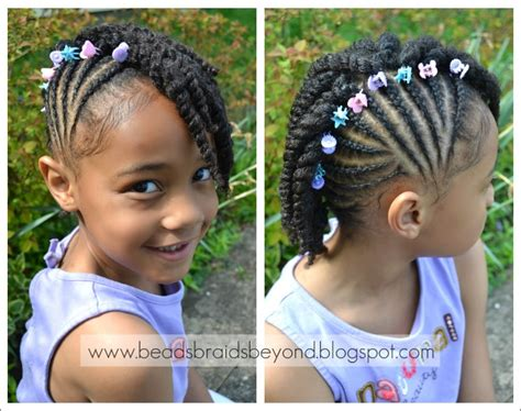African American Toddler Braided Hairstyles