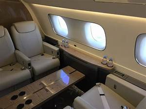 Flying on the Embraer Lineage 1000E Executive Jet — Allplane