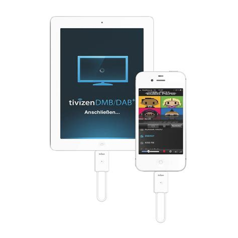 iphone radio tuner icube tivizen radio dab radio tuner for iphone and