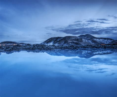 Peace Love Yoga Blue Lagoon Iceland