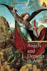 Angels and Demons in Art - The Getty Store