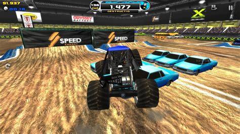 monster truck games video monster truck destruction review pc softpedia