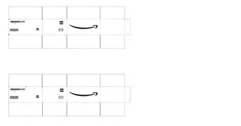 marias minis  printable amazon shipping boxes