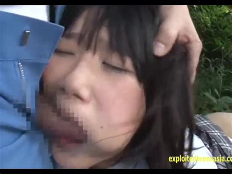 Jav Schoolgirl Ambushed Taking A Piss And Fucked Hard With