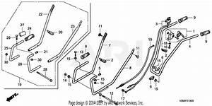 Honda Fg100 A Rototiller  Usa  Vin  Fzcv