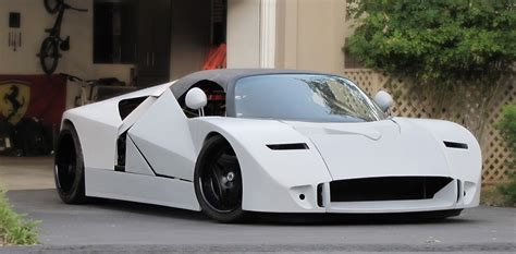 Ford Gt 90 Price by Building Ford Gt90 Concept Car Homage In His Garage