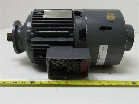 Bmg Motors by Sew Eurodrive Type Rf37 Dt90l4 Bmg Hr Ev1a 3phase Motor 1