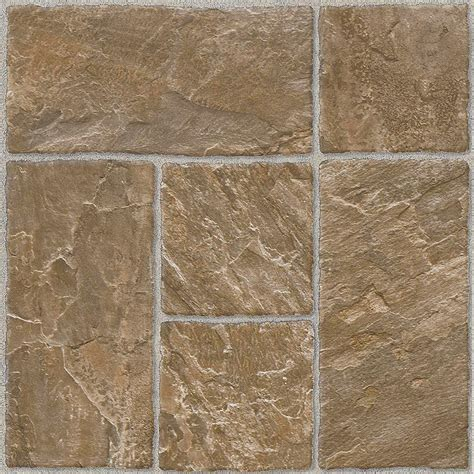 Armstrong Honey Beige 12 in. x 12 in. Residential Peel and