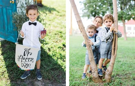 34 sweet and silly ring bearer ideas shutterfy