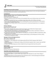 Resume For Homemaker by Exle Resume Sle Resume Homemaker