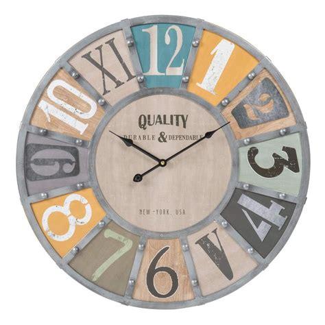 pendule de bureau 17 meilleures idées à propos de maison du monde horloge