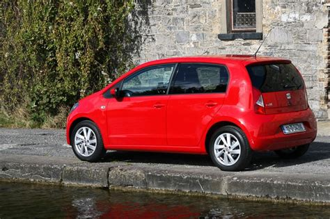 seat mii sport review carzone  car review