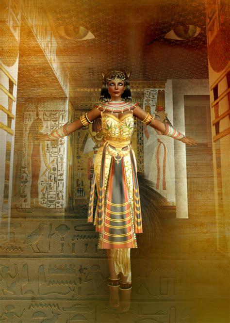 Girl Minnie Mouse Costume Bastet Egyptian Cat Goddess
