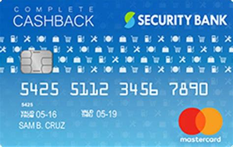 Check spelling or type a new query. Security Bank Credit Cards - Promos & Deals 2019