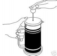 Most owner's manual brewing instructions are simple: Bodum French Press Instructions Manual - Espresso Planet Canada