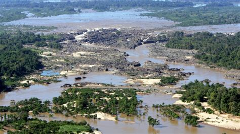 hydrology mekong river commission