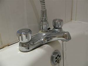 How to repair a bathroom mixer tap thedancingparentcom for How to change a washer on a bathroom mixer tap