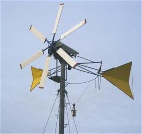 В СанктПетербурге разработали ветряк без лопастей . Журнал Популярная Механика