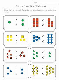 best greater than less than  ideas and images on bing  find what  greater than less than kindergarten