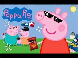 MLG YouTube Peppa Pig