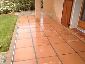 Sol Pour Terrasse : terrasse pose de pav dalle sur un sol stabilis 6 ~ Edinachiropracticcenter.com Idées de Décoration