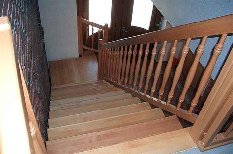 Neue Treppe Von Der Firma Brake  Die Tischlerei