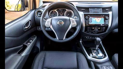 nissan np navara interior youtube