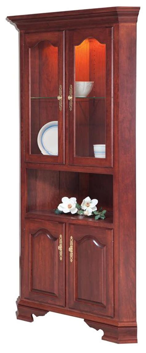 country hutch for sale solid wood country corner hutch