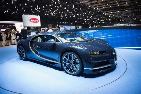 Now, i did say that the top speed feels like it's only the second priority for the divo. 2018 Bugatti Chiron Gallery 709750   Top Speed