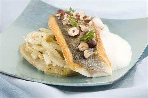 cours cuisine chef étoilé recette de filet de bar rôti aux fenouils et artichauts à