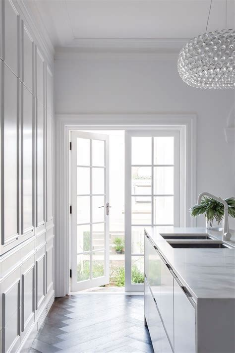 white kitchen ideas  pinterest classic