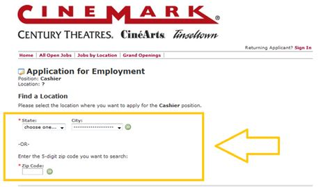 publix application form cinemark application jobs careers online upcomingcarshq