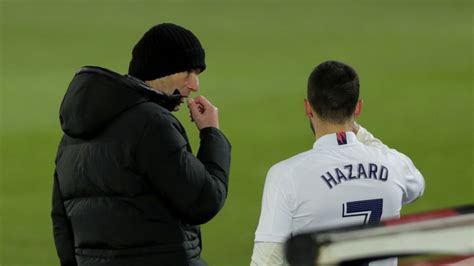 Real Madrid: Eden Hazard facing difficult task of winning ...