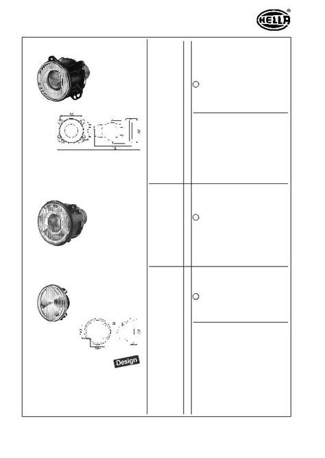 universal headlights page