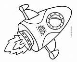 Rocket Ship Coloring Pages Printable Cliparts Ships Sheet Attribution Forget Link Don sketch template