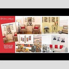 Catálogo De Decoración Enero 2015 De Home Interiors De