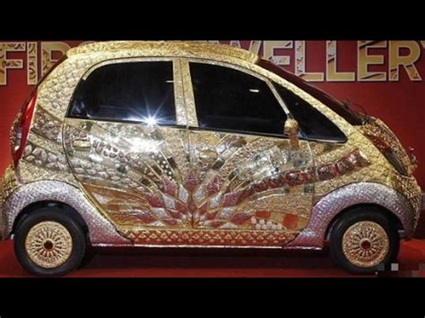 gold made cars diamond made cars yes they are real in