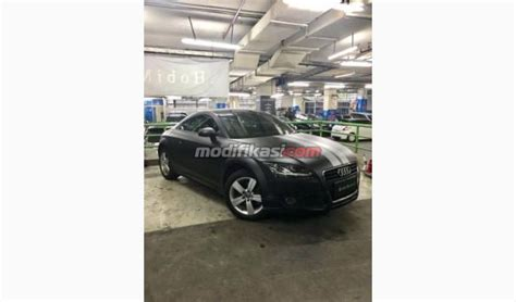Modifikasi Audi Tt Coupe by 2007 Audi Tt Coupe Facelift Km 40 000 Hobimobil