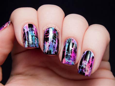top  unique crackle nail polish