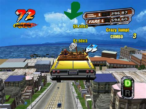 crazy taxi    pc game full version