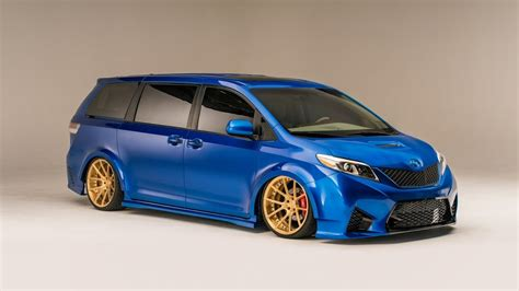 Swagger Wagon Toyota by Toyota Swagger Wagon To Debut At Sema 2016
