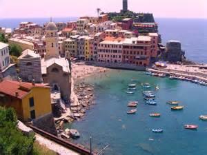 Cinque Italy Terre Italian Riviera