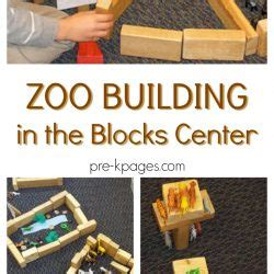 super fun block activities  preschoolers hoawg