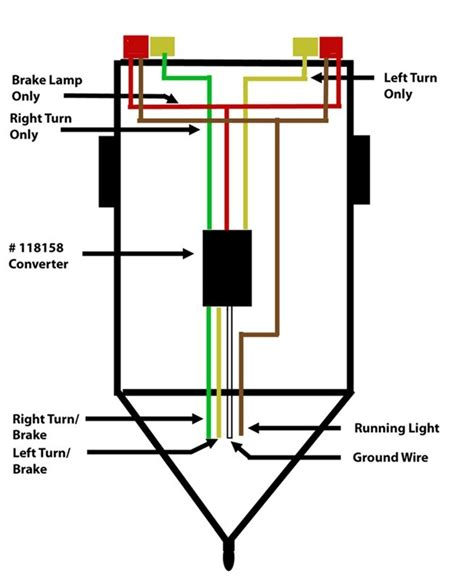 How Wire Trailer With Separate Taillights